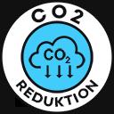 Vi støtter CO2 reduktion